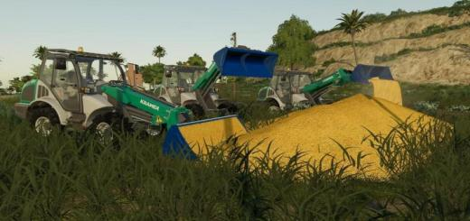 Photo of FS19 – Fk Machinery Set V1