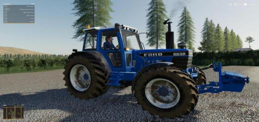 Photo of FS19 – Ford 8630 Tractor V1