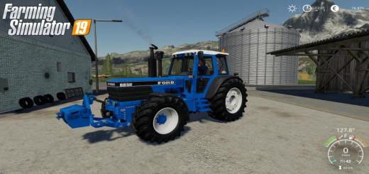 Photo of FS19 – Ford 8830 V1.0.0.5