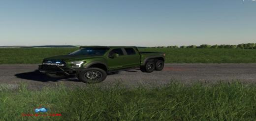 Photo of FS19 – Ford F150 Velociraptor V1