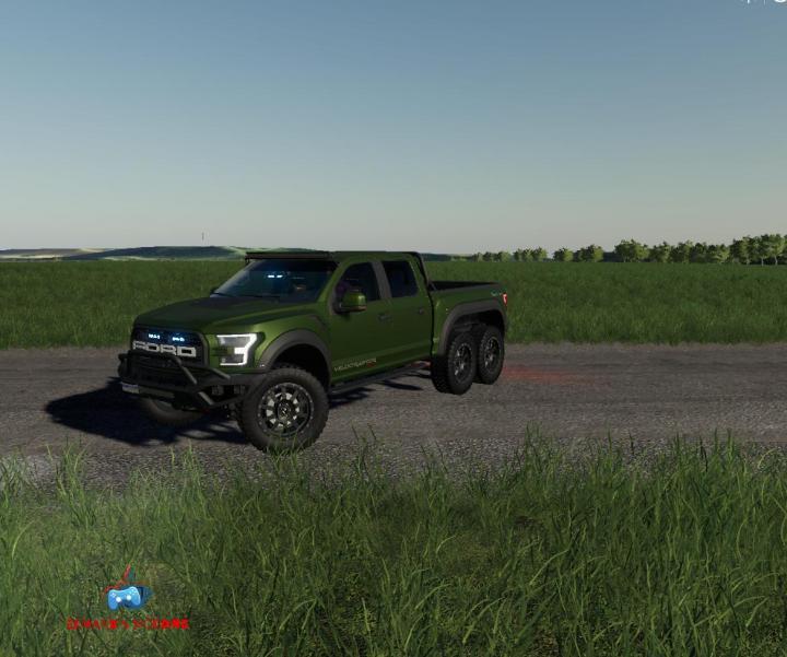 FS19 - Ford F150 Velociraptor V1
