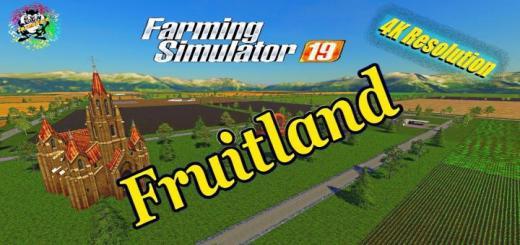 Photo of FS19 – Fruitland Map V2.2