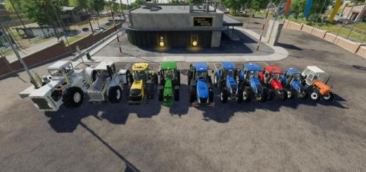 Photo of FS19 – Gamling Multicolor Pack V1