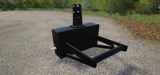 Photo of FS19 – Gripping Bracket V1