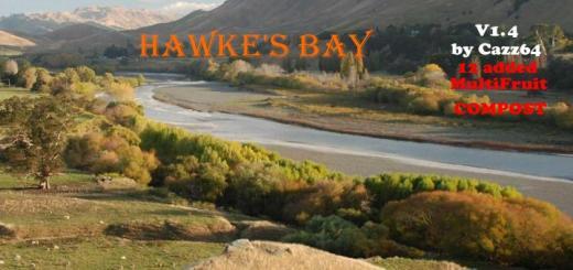 Photo of FS19 – Hawkes Bay Nz Map V1.4