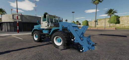 Photo of FS19 – Htz T-150K V1.1