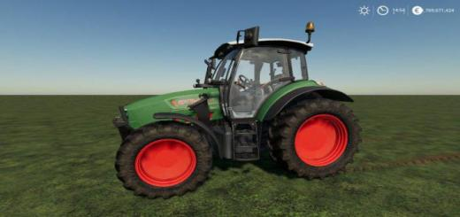 Photo of FS19 – Huerlimann Xm T4I (Motor Config) V1.2