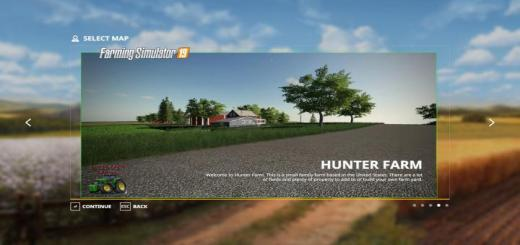 Photo of FS19 – Hunter Farm Map V1.1