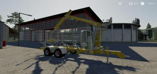 Photo of FS19 – Hydro Fast H11 V1.0.0.1