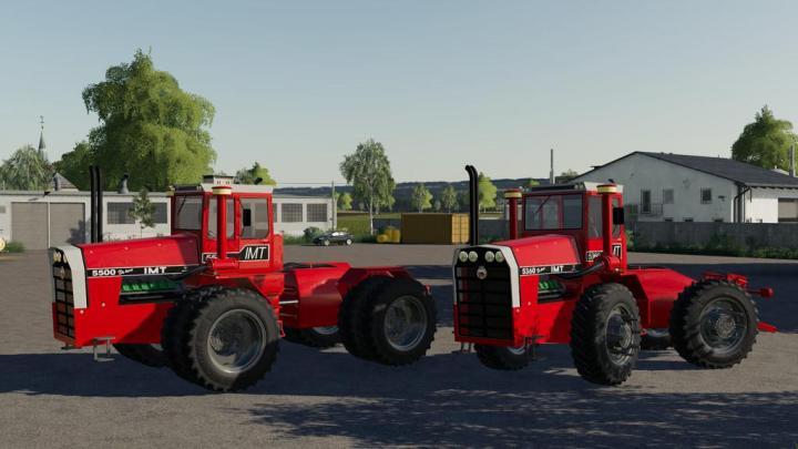 FS19 - Imt 5360 V1