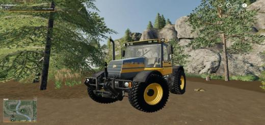 Photo of FS19 – Jcb Fastrac 150 Tractor V1.1