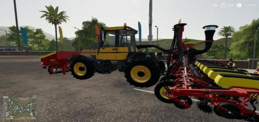 Photo of FS19 – Jcb Fastrac 150 V1