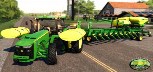 Photo of FS19 – John Deere 2016-2018 Us Series V1