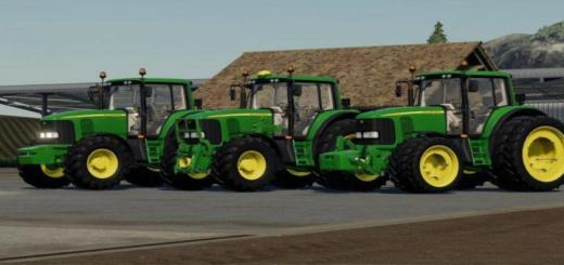 Photo of FS19 – John Deere 6920S V1.1