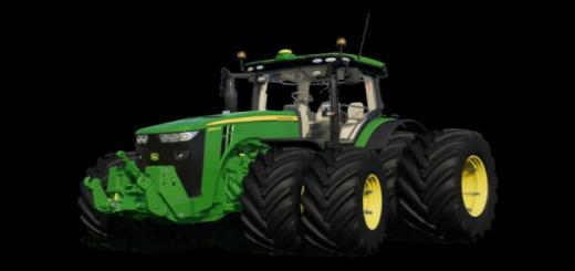 Photo of FS19 – John Deere 8R 2011 (True V2)