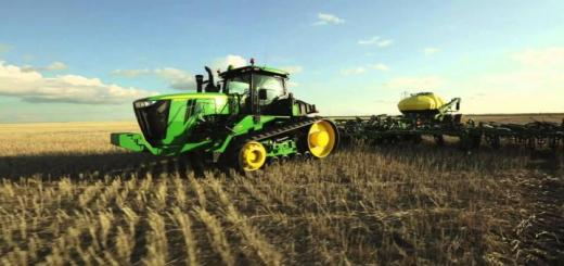 Photo of FS19 – John Deere 9Rt Series Tractors (Us & Eu) V1