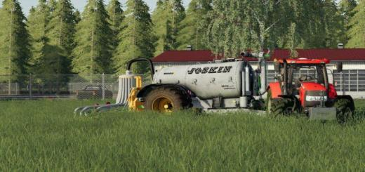 Photo of FS19 – Joskin Modulo 2 With Attacher V1