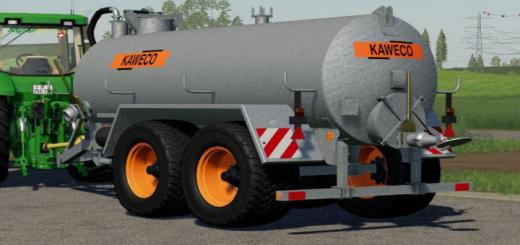 Photo of FS19 – Kaweco Tandem 12500L V1.0.0.1