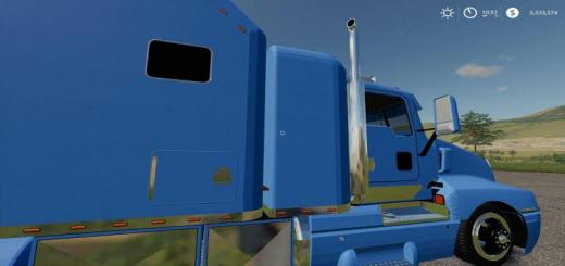 Photo of FS19 – Kenworth T600 V0.0.0.1
