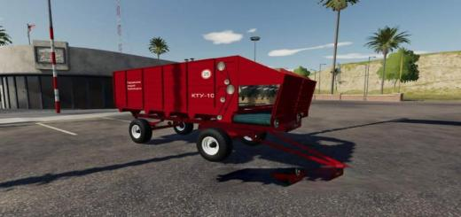 Photo of FS19 – Ktu-10 V2