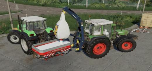 Photo of FS19 – Kuhn Axis 402 Plus Pack V1.0.0.1
