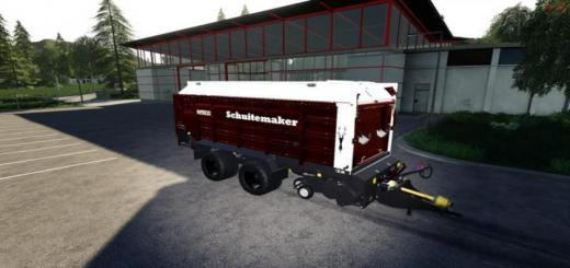 Photo of FS19 – Ladewagen With Extras V1