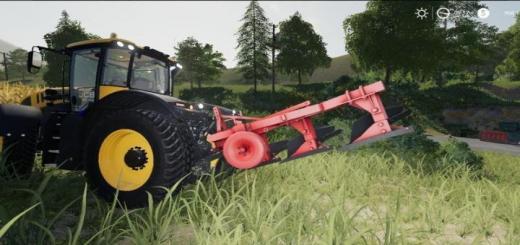 Photo of FS19 – Lajta Plough V1