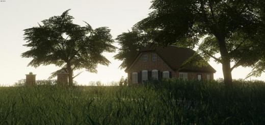Photo of FS19 – Light Sandstone Style Building V1