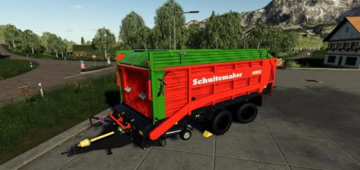 Photo of FS19 – Loader Wagons With Extras V2