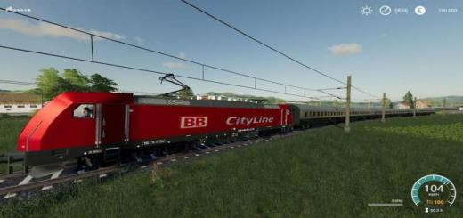 Photo of FS19 – Locomotive 01 V1.1