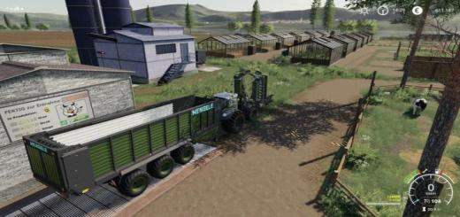 Photo of FS19 – Mixed Feed Production With Grass Fixed V1.3.2
