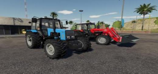 Photo of FS19 – Mtz 1221 V2.0.5