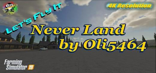 Photo of FS19 – Never Land Map V1.9