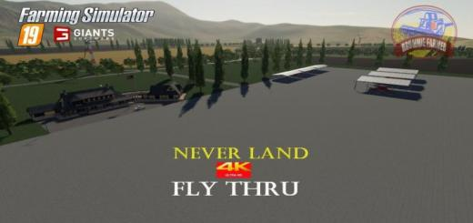 Photo of FS19 – Never Land Map V2