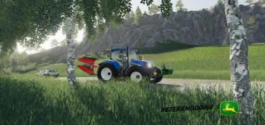 Photo of FS19 – New Holland T6 Autocommand V1