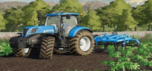 Photo of FS19 – New Holland T7 V1