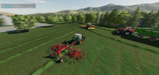 Photo of FS19 – New Sherwood Park Farm Map V1