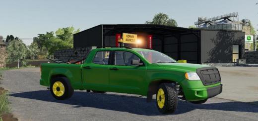 Photo of FS19 – Pickup Convoi Agricole V1