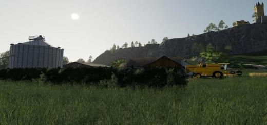 Photo of FS19 – Placeable Hedge V1
