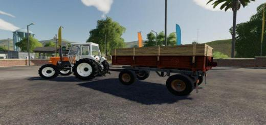 Photo of FS19 – Pts-4 Trailer V1.3