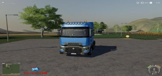 Photo of FS19 – Renault T Range V1