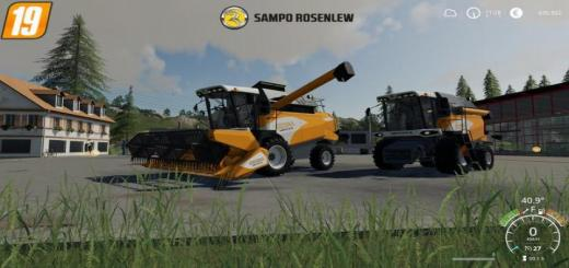 Photo of FS19 – Sampo Rosenlew C6 V1.2.0.5