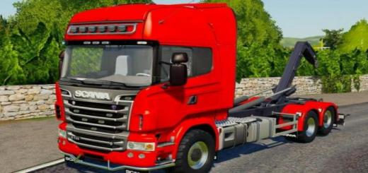 Photo of FS19 – Scania R730 Lift