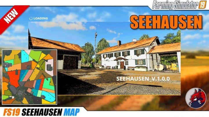 FS19 - Seehausen Mulitfruit Map V1.0.0.1