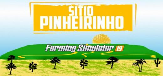 Photo of FS19 – Sitio Pinheirinho Map V1