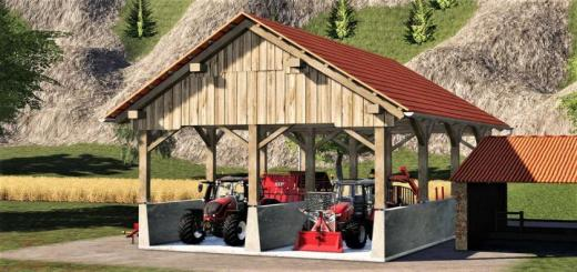 Photo of FS19 – Small Bunker Silo V1