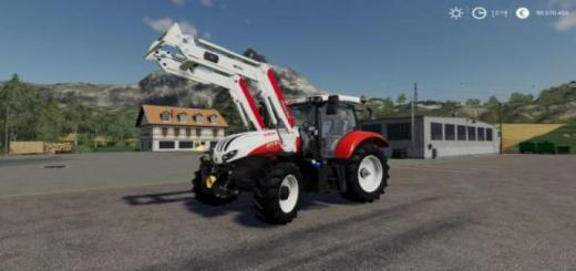 Photo of FS19 – Steyr Profi Cvt V1.2