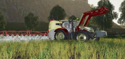 Photo of FS19 – Steyr Profi Cvt V1.4