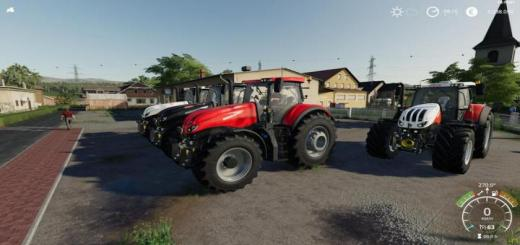 Photo of FS19 – Steyr Terrus Cvt V1