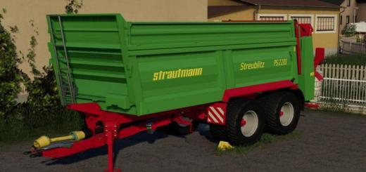 Photo of FS19 – Strautmann Ps2201 V1